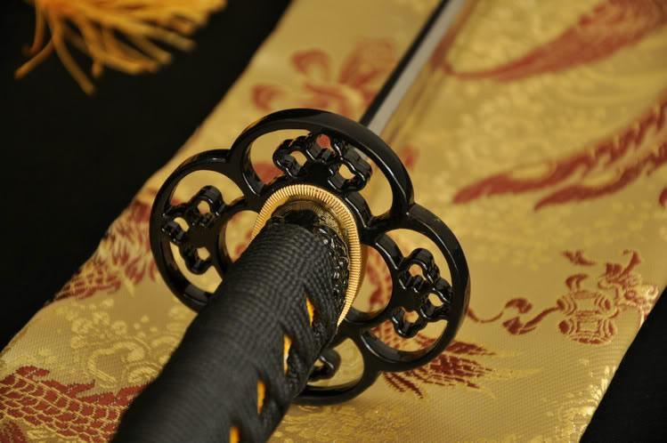 1060 High Carbon Steel Japanese Sword Katana