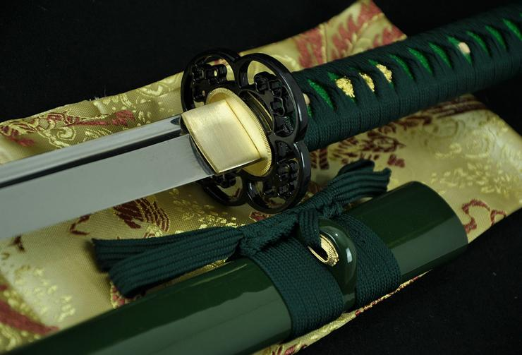 41 Inch High Quality Japanese Samurai Sword Katana Full Tang Blade Very Sharp