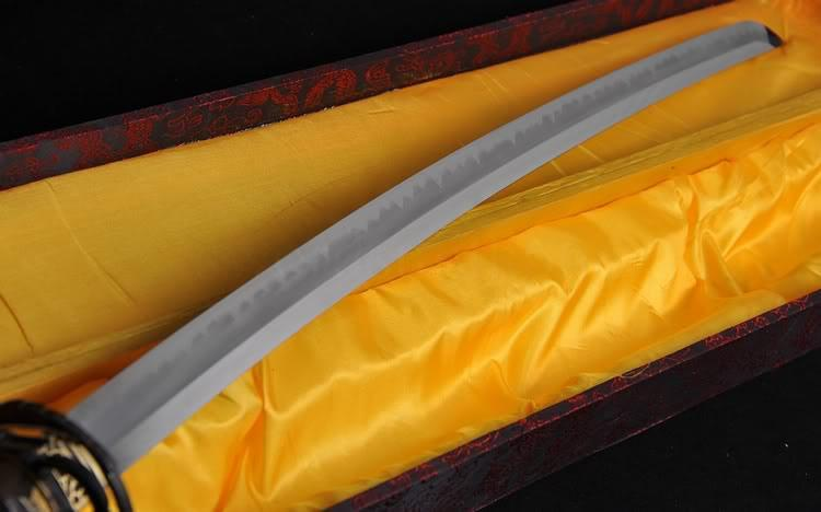 Japanese Classical Polishing Clay Tempered Samurai Sword Katana Hazuya Polish
