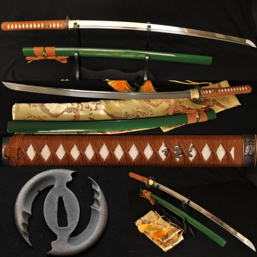 High Carbon Steel Japanese Samurai Battle Ready Sword