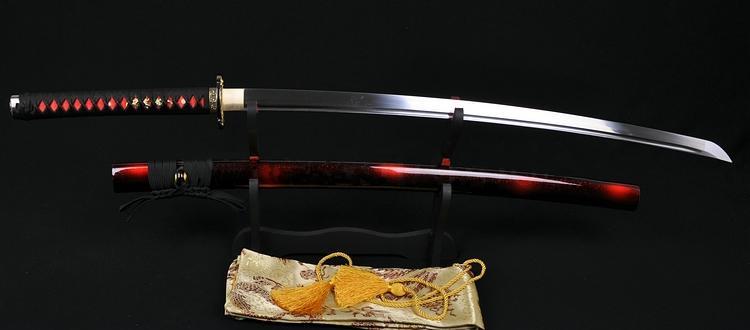 Dragon katana