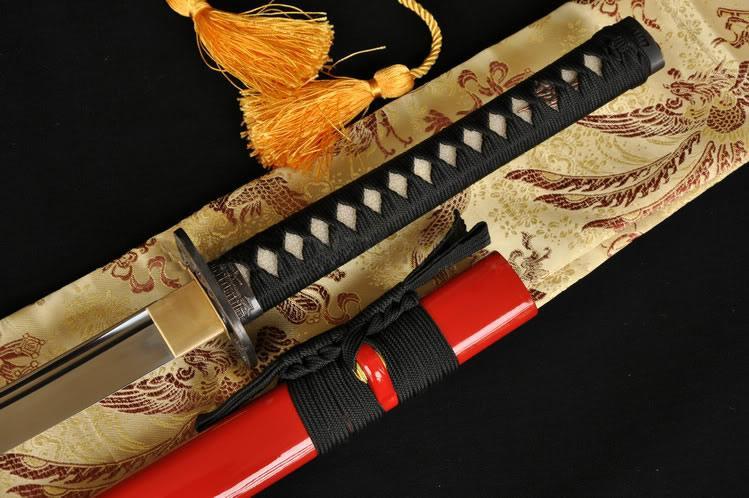 Full Tang Blade Warrio...