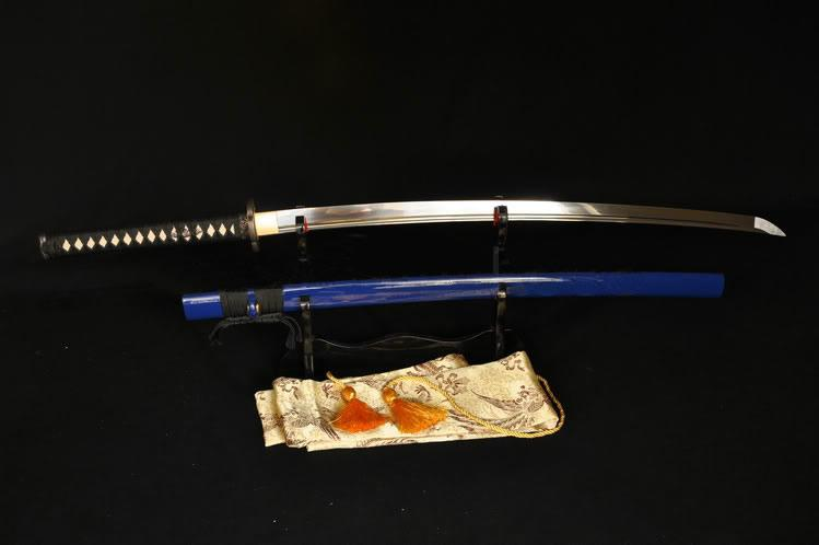 1060 Steel Japanese Samurai Battle Ready Sword Katana