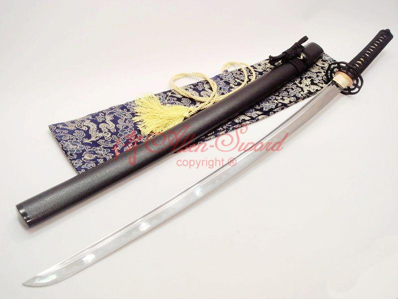 Battle Ready Quenched 9260 Spring Steel Blade Japanese Full Tang Katana Sword