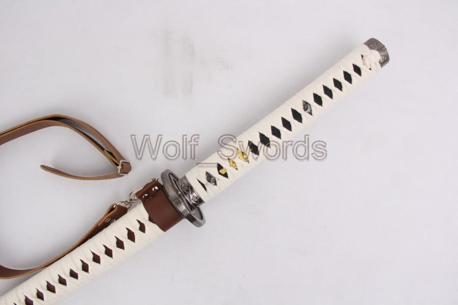 Walking Dead Swords Quot;The Walking Dead Quot;Movie Hand Forged Sword And Japanese Samurai Katana